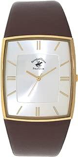 Brown Ultra Slim Watch (Model: 53356)