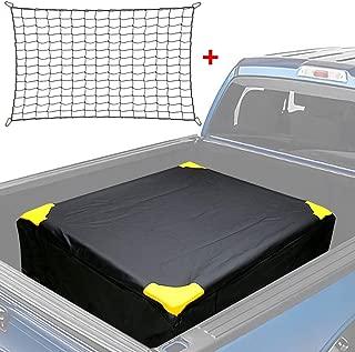MODOKIT Truck Cargo Bag with Cargo Net, 100% Waterproof Heavy Duty Truck Cargo Carrier Bag,Truck Bed Bag for Vehicle Car Truck 26 Cubic Feet (50