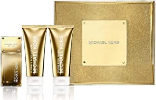 Michael Kors 24K Brilliant Gold Deluxe Gift Set