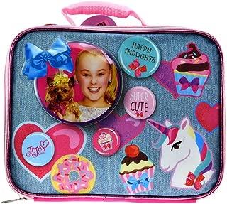 JoJo Siwa Insulated Lunchbox-Pink