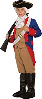 Forum Novelties Patriotic Soldier Child Costume - Small, Multicolor