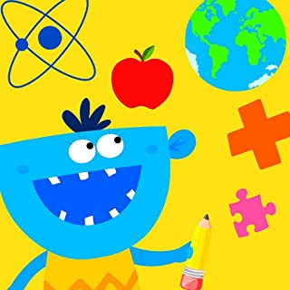 1st Grade Learning Games for Kids - Learn English, Math, Science, Geography