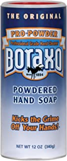 Dial 1758078 Boraxo Powdered Hand Soap, 12oz Size (Pack of 12)