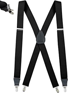 no slip suspenders