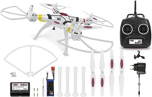 más orden Jamara- Cuadricópter Cuadricópter Cuadricópter Payload GPS Altitude (422024)  comprar ahora