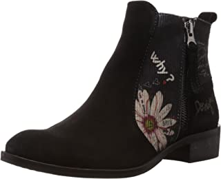 Desigual Women's Floria Leather Boots