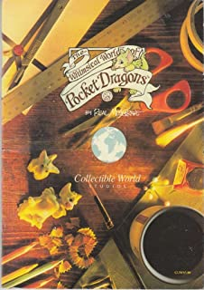 The Whimsical World Of Pocket Dragons. Collectible World Studios Catalogue