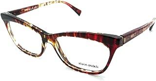 Rx Eyeglasses Frames A03059 002 54-15-140 Havana Gradient Red Italy