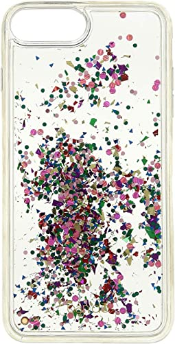 Glitter Bomb Confetti iPhone 6/7/8 Plus Case
