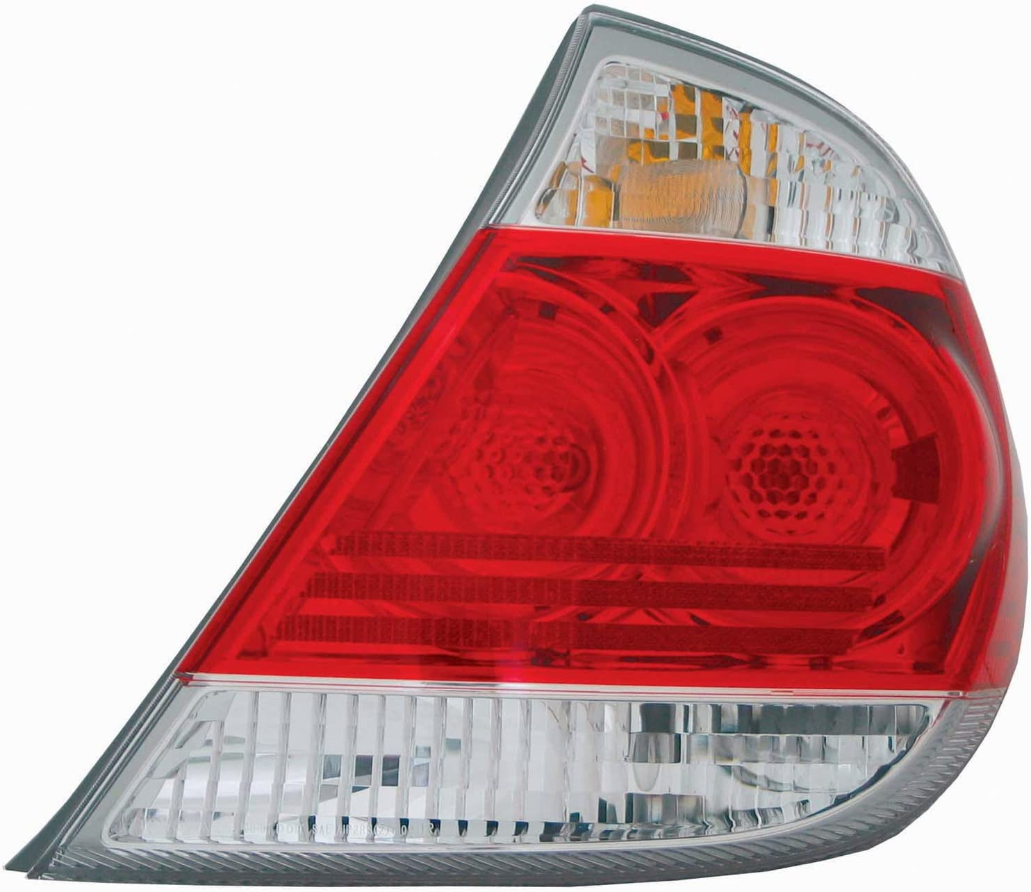 TYC 11-6066-00 Toyota Camry Driver A Side Light Tail Manufacturer regenerated product trend rank Replacement