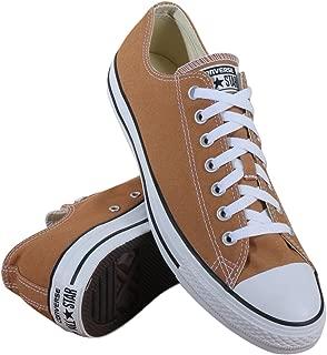 Converse Unisex Chuck Taylor All Star Ox Low Top Classic Raw Sugar Sneakers - 7 B(M) US Women / 5 D(M) US Men