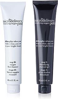 Philosophy The Microdelivery Detoxifying Oxygen Peel Kit for Women - 2 Pc Kit 2oz, 322.05 grams