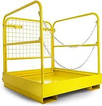 work platforms for forklifts