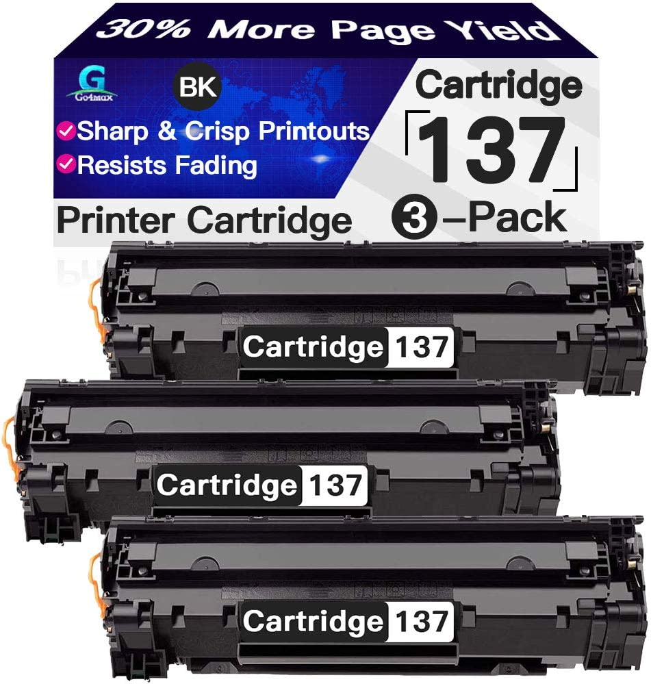 Max 46% OFF It is very popular Go4max Compatible Toner Cartridges Replacement T for 137 CRG-137