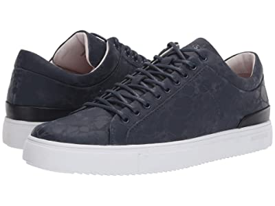 Blackstone Low Sneaker RM11 (Dark Denim Terrazzo) Men