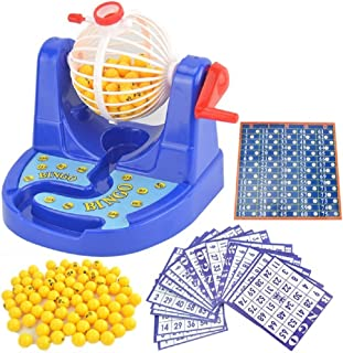 SSJ Children's Educational Bingo Set Lottery Party Game (B)