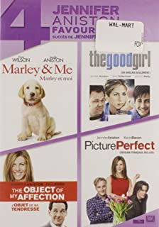 Marley and Me / The Good Girl / Picture Perfect / Object of My Affection Jennifer Aniston Favorites