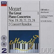 Mozart Pno Ctos Nos.19 24
