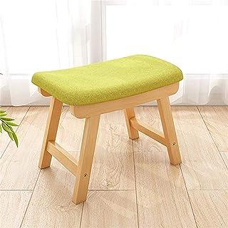 Yaosh Osmanen, tapicerowana ławka z podnóżkiem, stołek, tapicerowana ławka do siedzenia, taboret ze zdejmowaną pokrywą, ln...