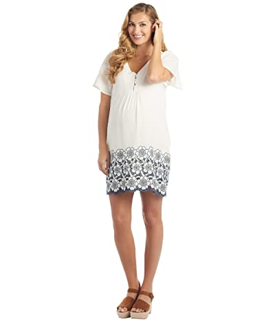 Everly Grey Paula Maternity/Nursing Dress