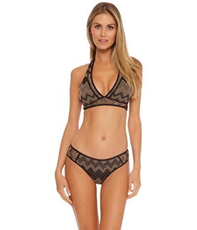 BECCA by Rebecca Virtue Reveal Courtner Halter Top
