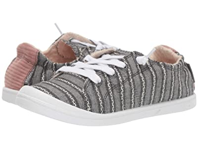Roxy Rory Bayshore (Black Stripe) Women