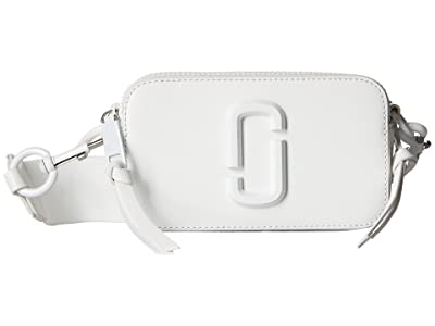 Marc Jacobs Snapshot DTM (Moon White) Handbags