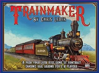 trainmaker board game