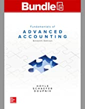 GEN COMBO LOOSELEAF FUNDAMENTALS OF ADVANCED ACCOUNTING; CONNECT ACCESS CARD