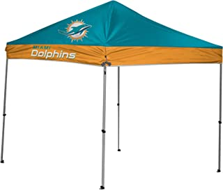 NFL Straight Leg Canopy with Case, 9' x 9' (All Team Options)
