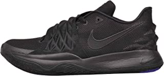 Mens Kyrie Low Basketball Shoes Fashion Sneakers, Black/Black Size 8 US