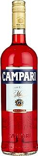 Campari Bitter Aperitif 100cl 1 Liter Alc. 25% Vol. - Eine Legende, ein Stück italienischer Lebensart!