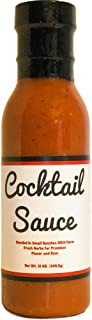 Premium | Cocktail Sauce | Crafted in Small Batches with Farm Fresh Ingredients for Premium Flavor and Zest
