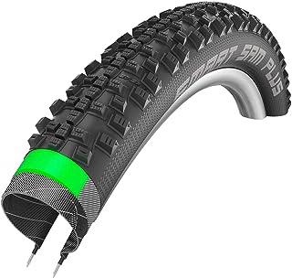 Cicli Bonin Schwalbe Smart Sam Plus Hs476 Addix Performance Rigid Neumáticos, Unisex Adulto, Negro, Talla única