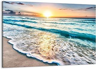 ARTTOR Tableau Decoration Murale Ocean - Tableaux, Posters et Arts Décoratif - Tableau Decoration Salon - Toutes Tailles e...
