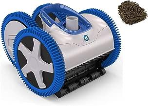 Hayward PHS41CST AquaNaut 400 Suction Pool Vacuum, Automatic Pool Cleaner (Complete Set) w/Bonus: Premium Microfiber Cleaner Bundle
