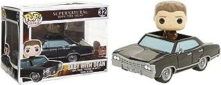 Funko - Figura de vinilo Supernatural Pop 32 Dean&Baby Sdcc Summer Convention Exclusives, 14981
