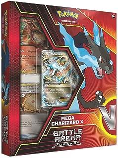 Pokemon TCG: 2018 Battle Arena Deck- Mega Charizard X