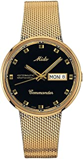 Best mido gold watch Reviews