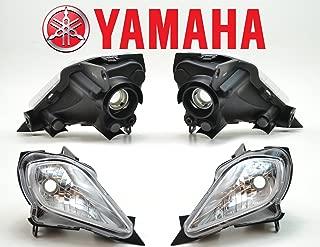 Yamaha Raptor 700, 350, YFZ 450, YFZ450, Wolverine Right/Left Headlight