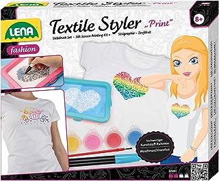 Lena 42598 - impresión Textil Styler, serigrafía, Washington Duro de la máquina