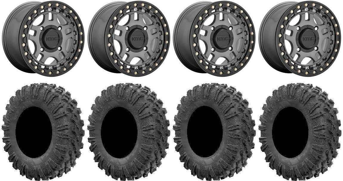 Bundle - Sale SALE% OFF 9 Items: KMC Recon MotoRavag Gm Wheels 70% OFF Outlet 27