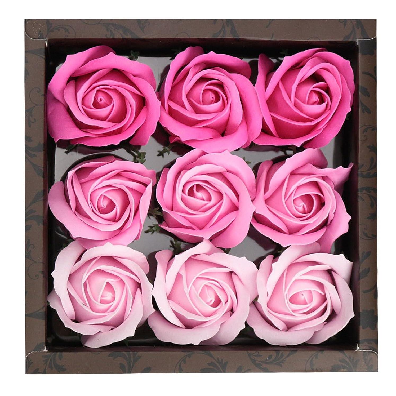 (キステ)Kisste 入浴剤 フラワーフレグランス*ROSE*~石鹸の香り~ 5-3-01962