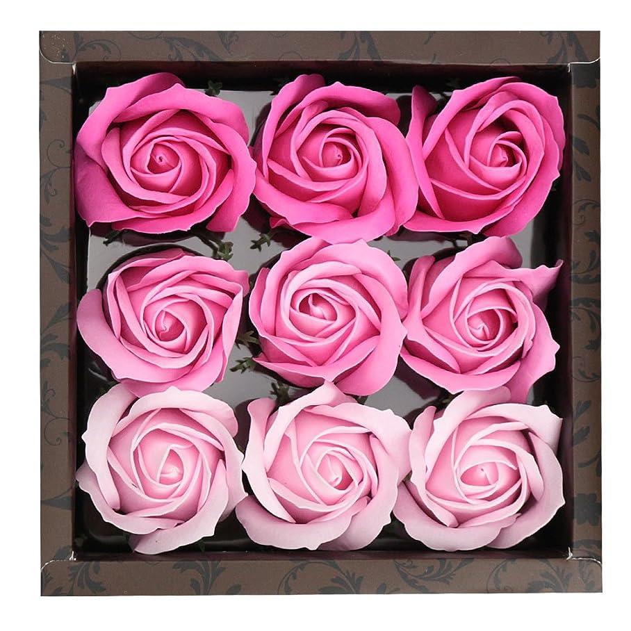 北方既婚キッチン(キステ)Kisste 入浴剤 フラワーフレグランス*ROSE*~石鹸の香り~ 5-3-01962