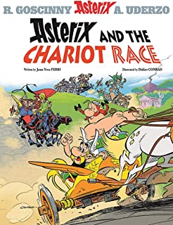 Asterix and the Chariot Race: Album 37 [Lingua inglese]