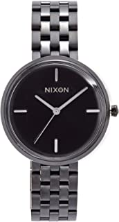 Nixon Women's The Vix Watch, Black, One Size