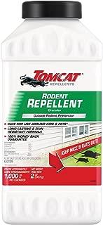 Tomcat 368106 Rodent Repellent Granules-Safe for Use Around Kids, 2 lb