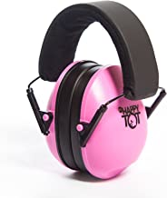 Hearing Protection Headphones. Noise Reduction for Children & Infants, Fully Adjustable for 0-12 Yrs. Low Profile Cups, Padded 'Snug Fit' Professional Earmuffs for Kids by My Happy Tot