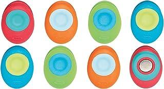 OXO 13173202 Good Grips Magnetic Mini Clips Set - 8 Pieces, 13 x 11.1 x 1.8 cm