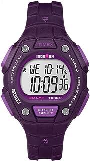 Women's Ironman 30-Lap Digital Quartz Mid-Size Watch, Plum - TW5K89700
